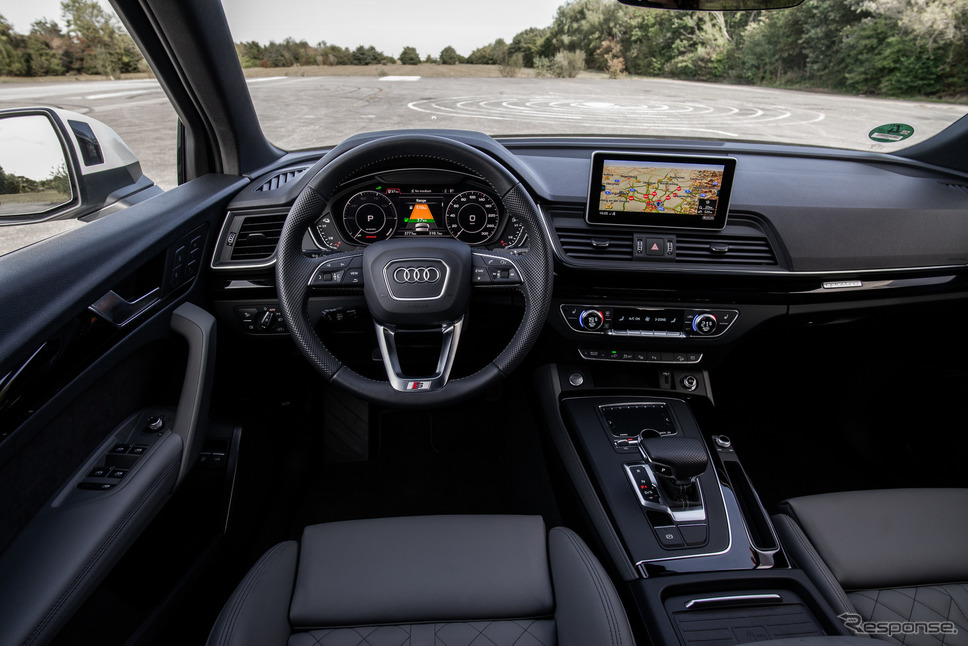 アウディ Q5 新型のPHV「Q5 55 TFSI e クワトロ」《photo by Audi》