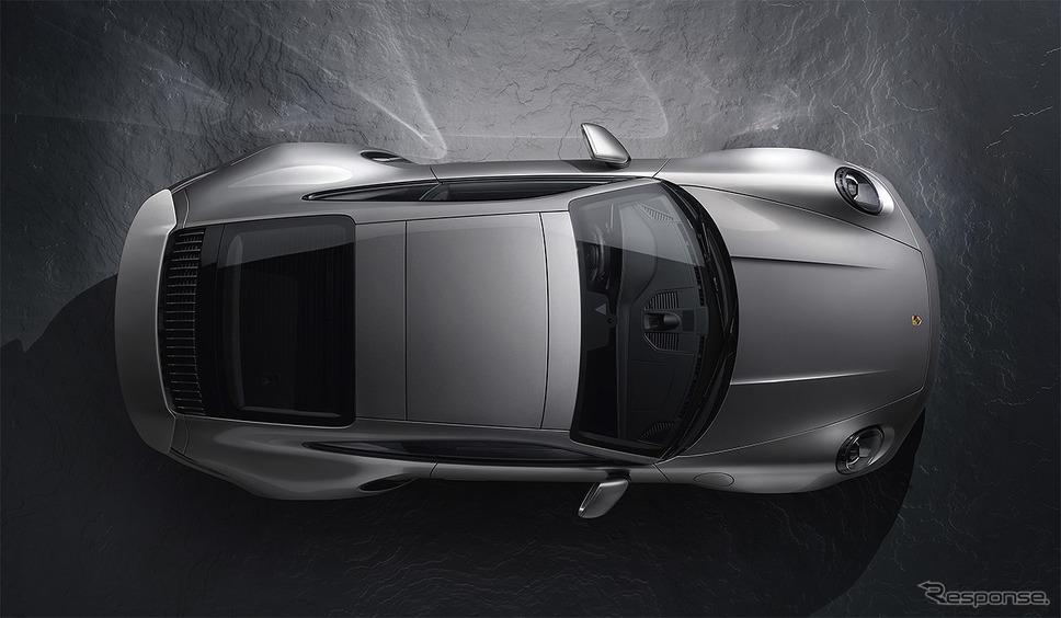 ポルシェ 911ターボS《画像:ポルシェジャパン》