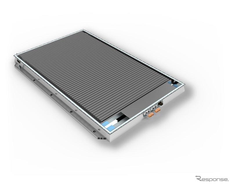 バッテリーの釘刺しテスト、BYDのEV向け新製品が合格[動画]《photo by BYD》