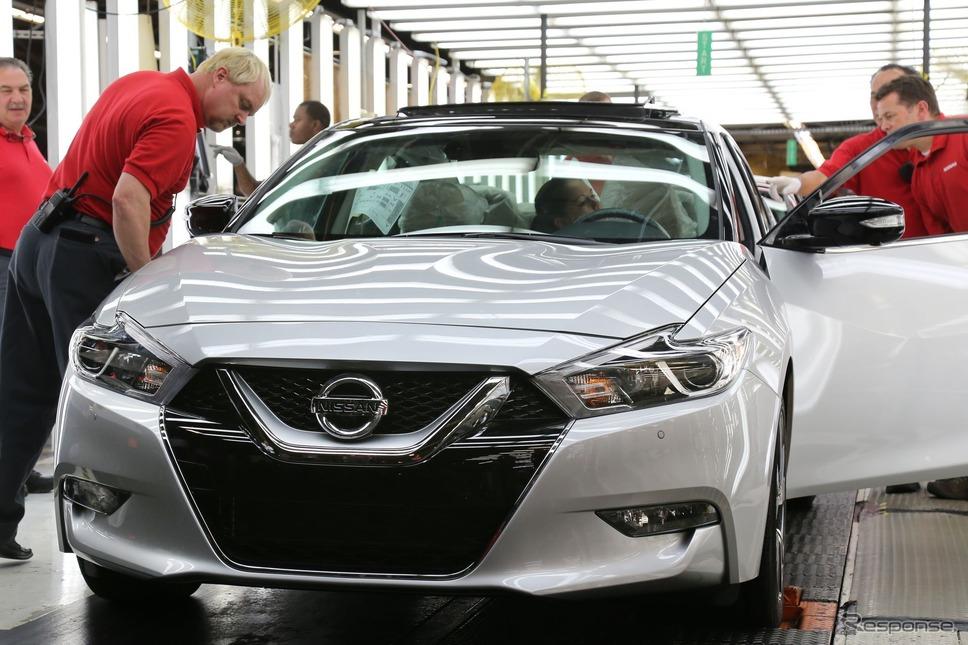 日産自動車の米スマーナ工場《photo by Nissan》