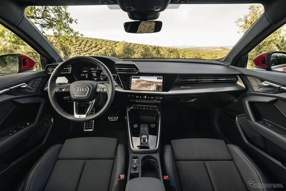 アウディA3スポーツバック新型の Sライン《photo by Audi》