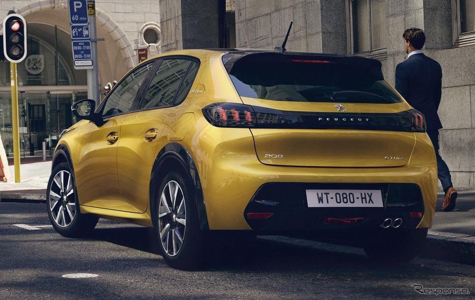 プジョー 208 新型《photo by Peugeot》