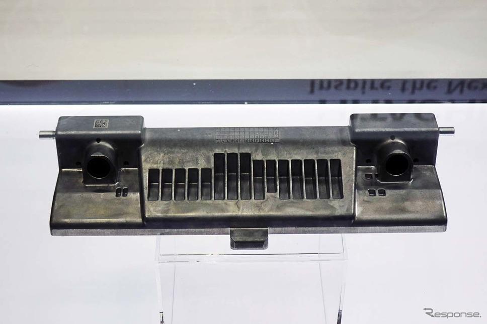 新型ハスラーに搭載された日立オートモティブ製ステレオカメラ