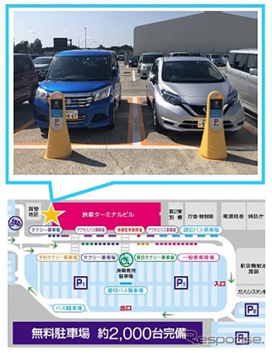 富士山静岡空港ステーション《画像:オリックス自動車》