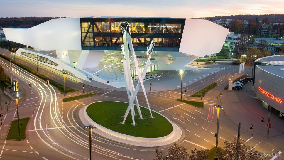 ポルシェミュージアム《photo by Porsche》