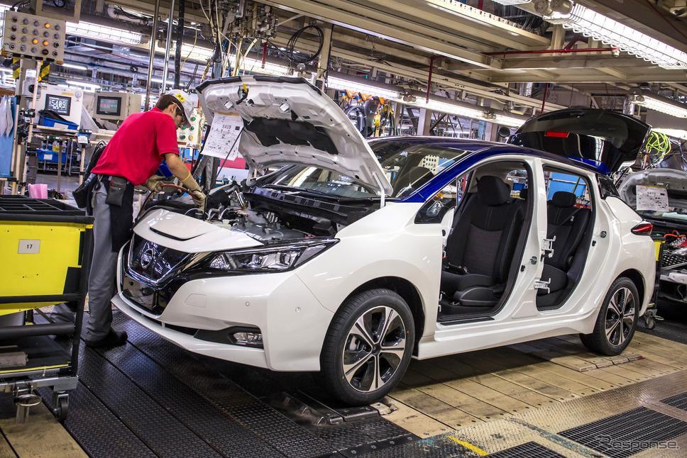 日産スマーナ工場《photo by Nissan》