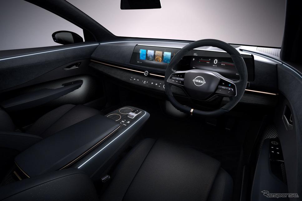日産 アリア コンセプト《photo by Nissan》