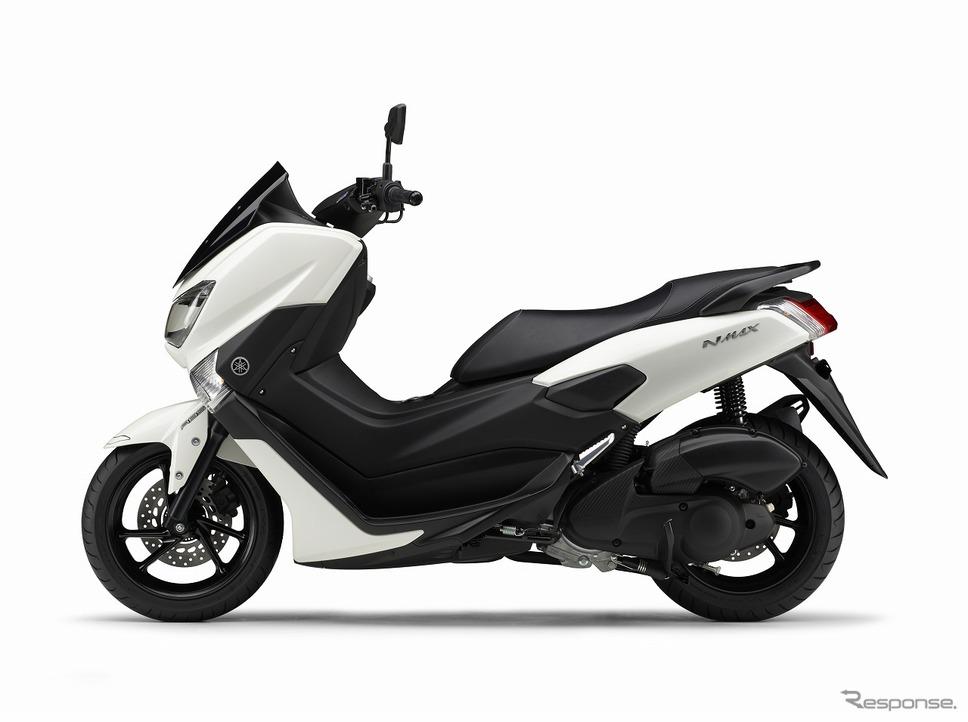 ヤマハ NMAX ABS(ホワイト)