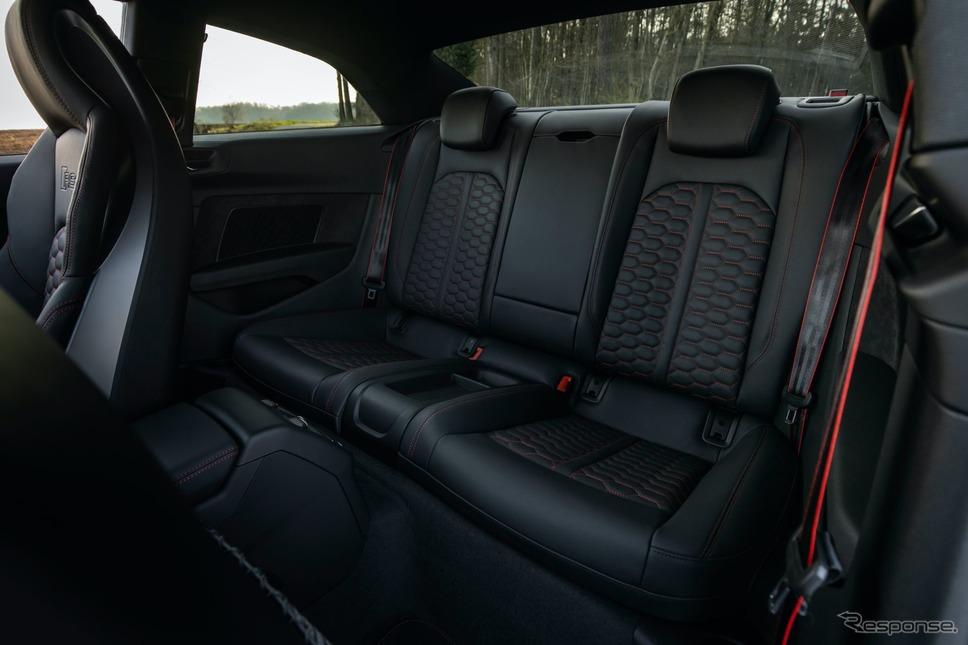 アウディ RS5 クーペ 改良新型《photo by Audi》
