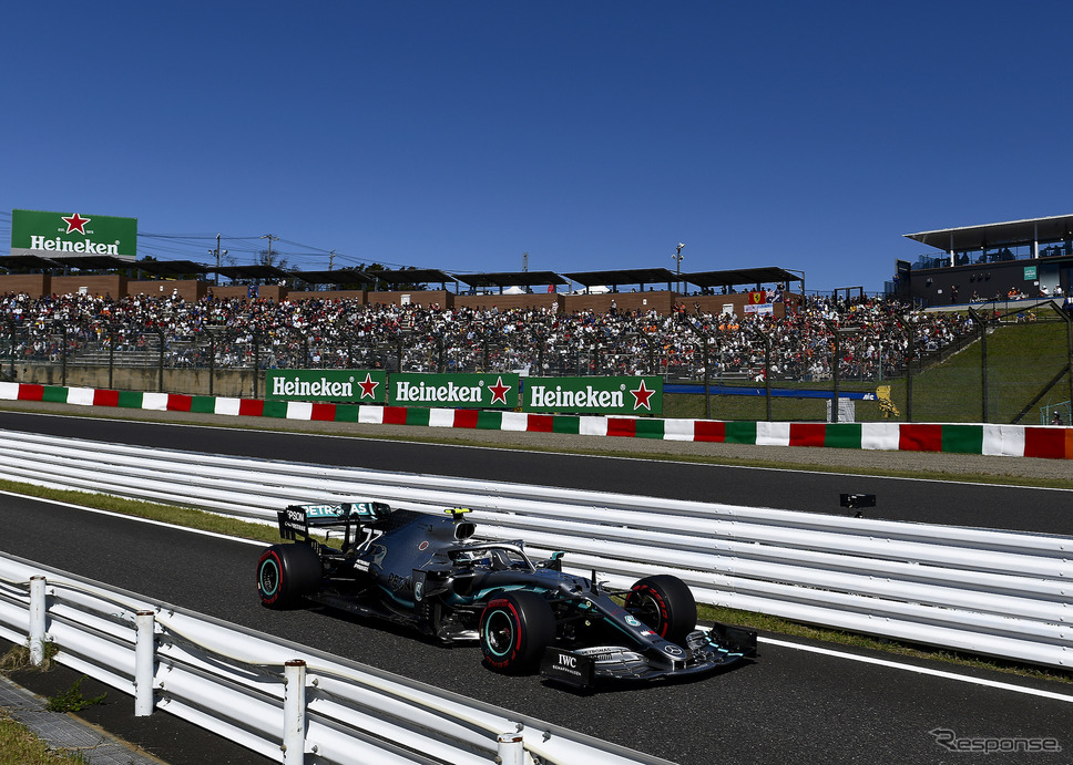 2019年F1日本GPの模様。《写真提供 MOBILITYLAND》