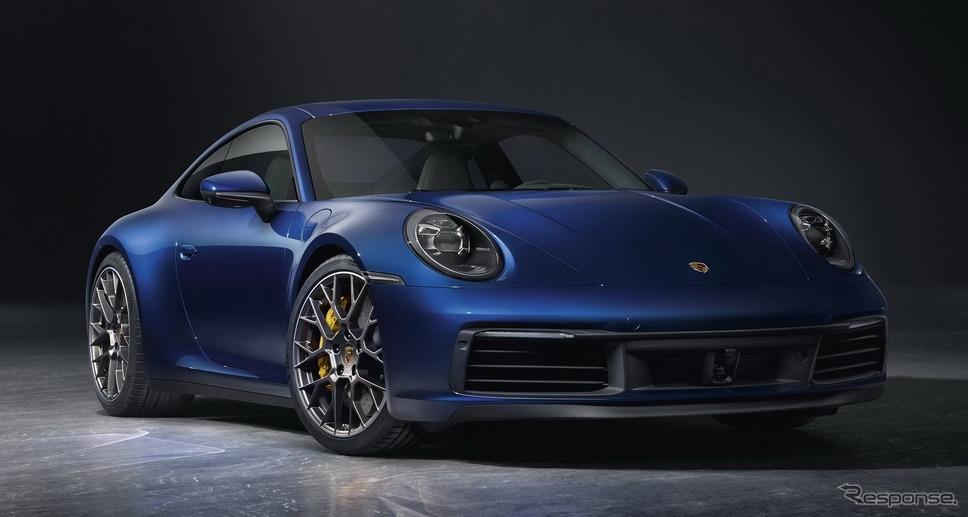 ポルシェ 911 カレラ 4S 新型《photo by Porsche》
