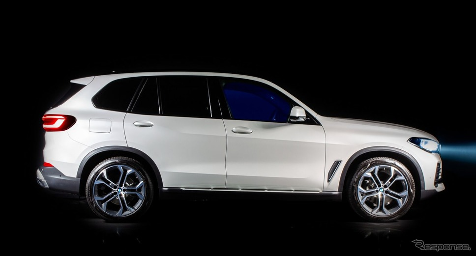 BMW X5 タイムレス・エディション《photo by BMW》