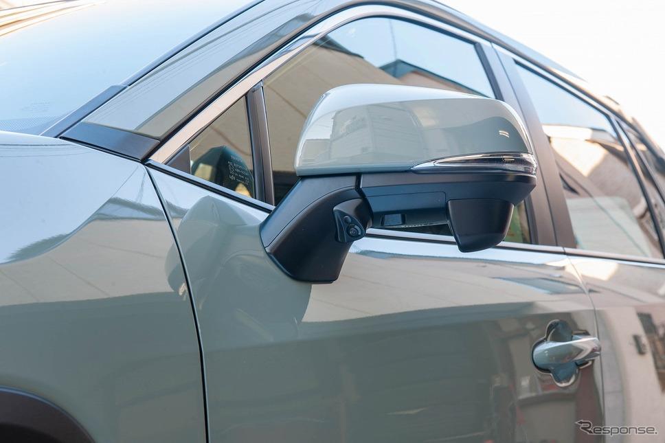 車種別サイドカメラキットシリーズ(トヨタRAV4)《写真 データシステム》