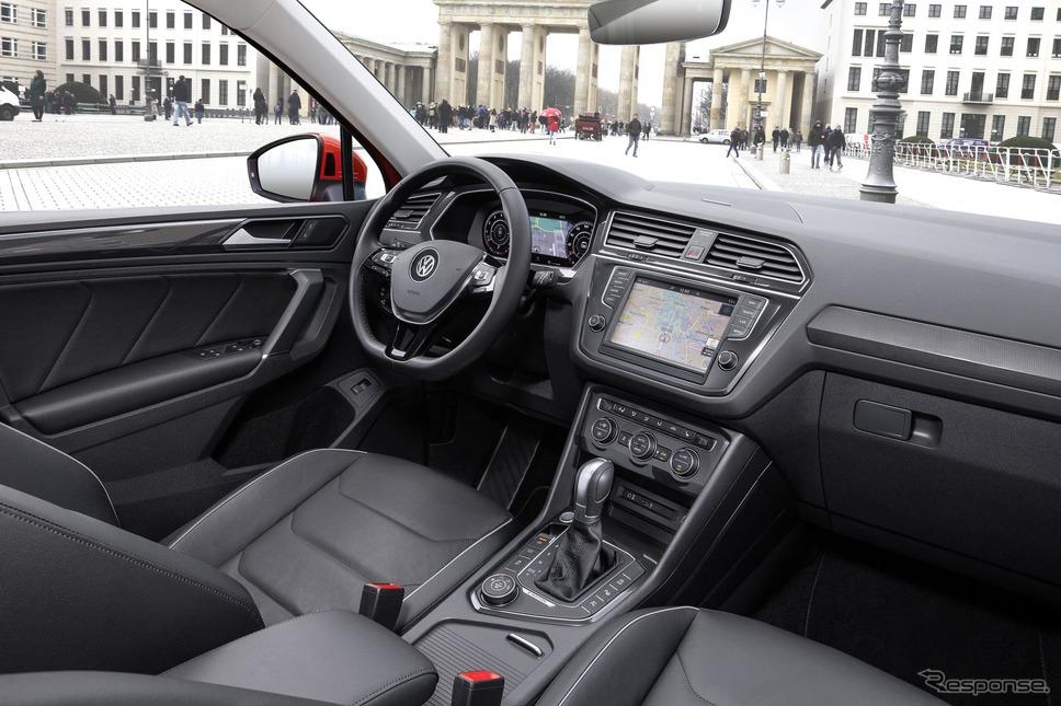 フォルクスワーゲン・ティグアン 現行型(参考画像)《photo by VW》