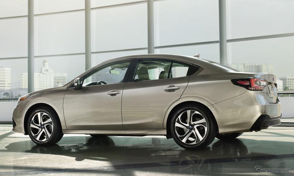 スバル・レガシィ《photo by Subaru》