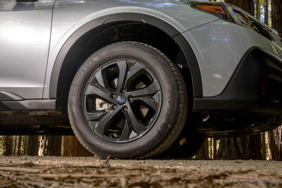 スバル・アウトバック / 横浜ゴム AVID GT《photo by Subaru》