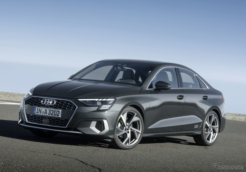 アウディ A3 セダン 新型《photo by Audi》