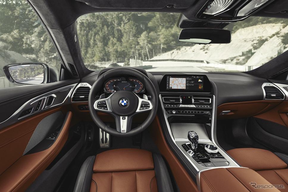 BMW 840i《画像:ビー・エム・ダブリュー》