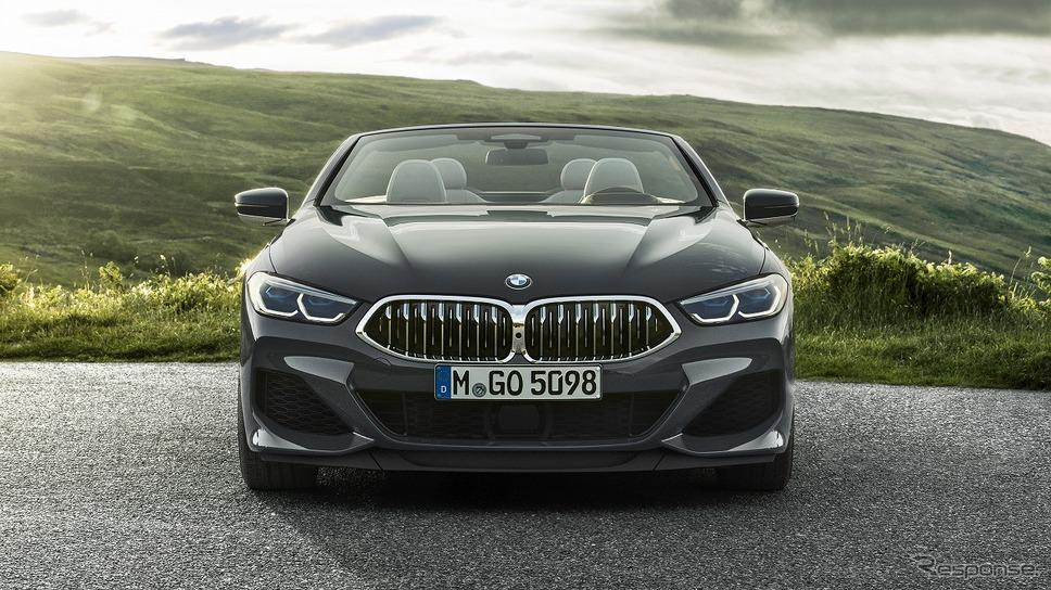 BMW 840iカブリオレ《画像:ビー・エム・ダブリュー》