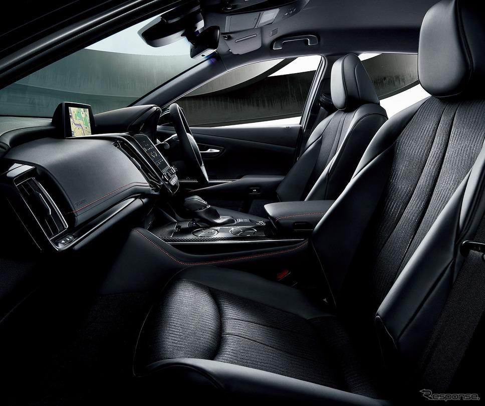 トヨタ クラウン 特別仕様車 RSリミテッド(2.5Lハイブリッド車)《画像:トヨタ自動車》