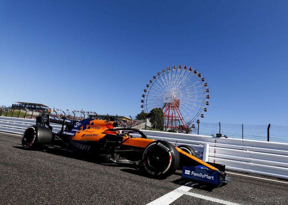 2019年F1日本GPの模様。《写真提供 Pirelli》