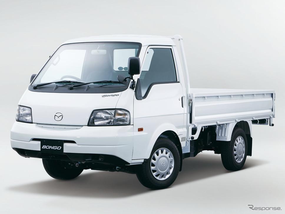 マツダ・ボンゴトラック(現行)《写真 マツダ》