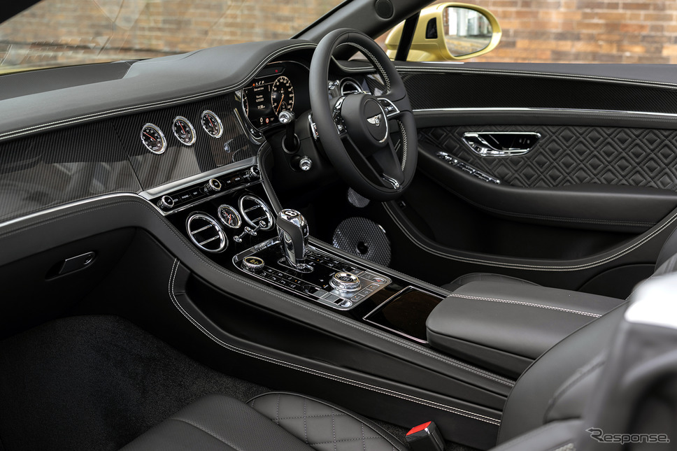 ベントレー コンチネンタルGT コンバーチブル V8《Photo by Bentley Motors》