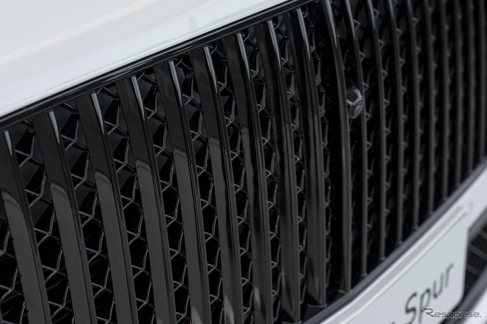 ベントレー フライングスパー 新型《Photo by Bentley Motors》