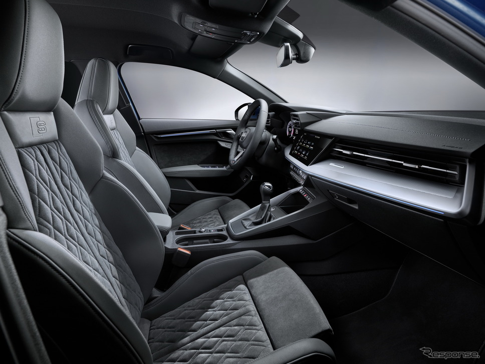 アウディA3スポーツバック新型《photo by Audi》
