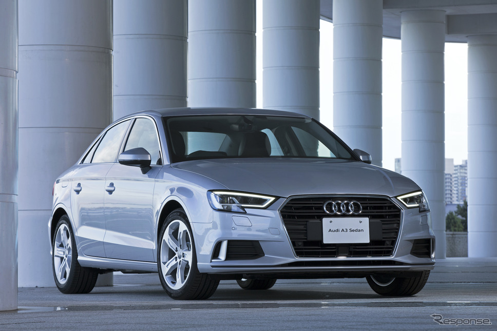 アウディA3セダン《photo by Audi》