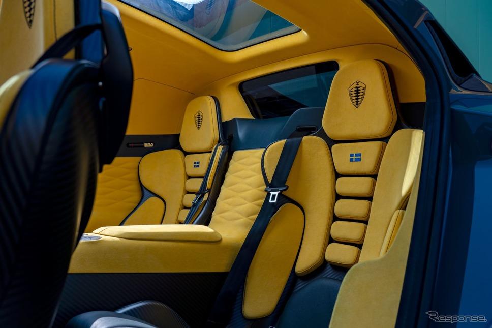 ケーニグセグ・ジェメラ《photo by Koenigsegg》