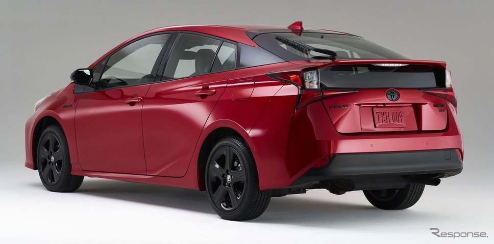 トヨタ・プリウス の米国20周年記念車「2020エディション」《photo by Toyota》