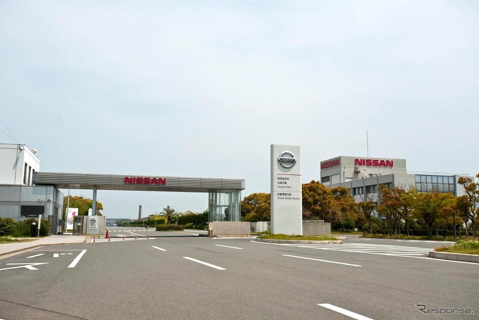 日産自動車九州(資料画像)《写真 日産自動車》