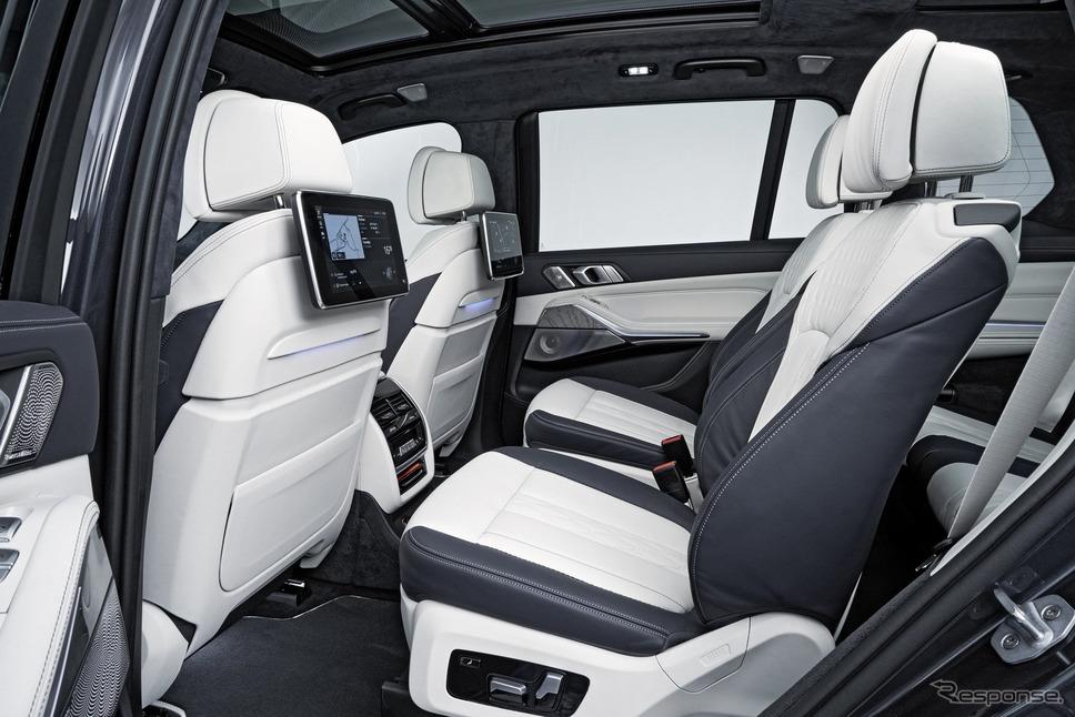 BMW X7《photo by BMW》