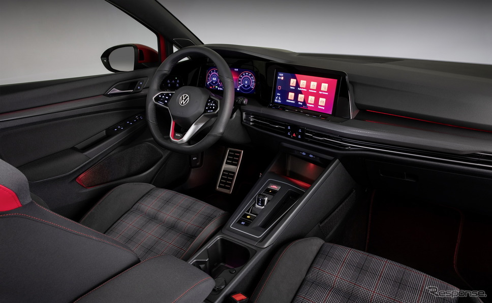 フォルクスワーゲン・ゴルフ GTI 新型《photo by VW》