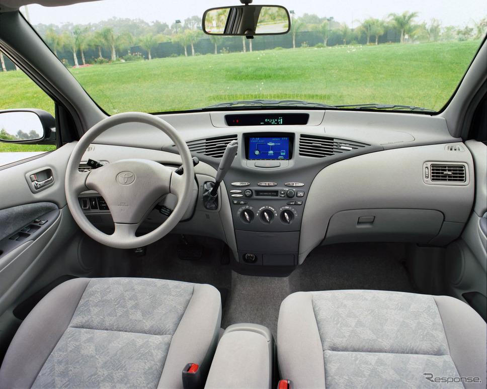 2001年型トヨタ・プリウス《photo by Toyota》