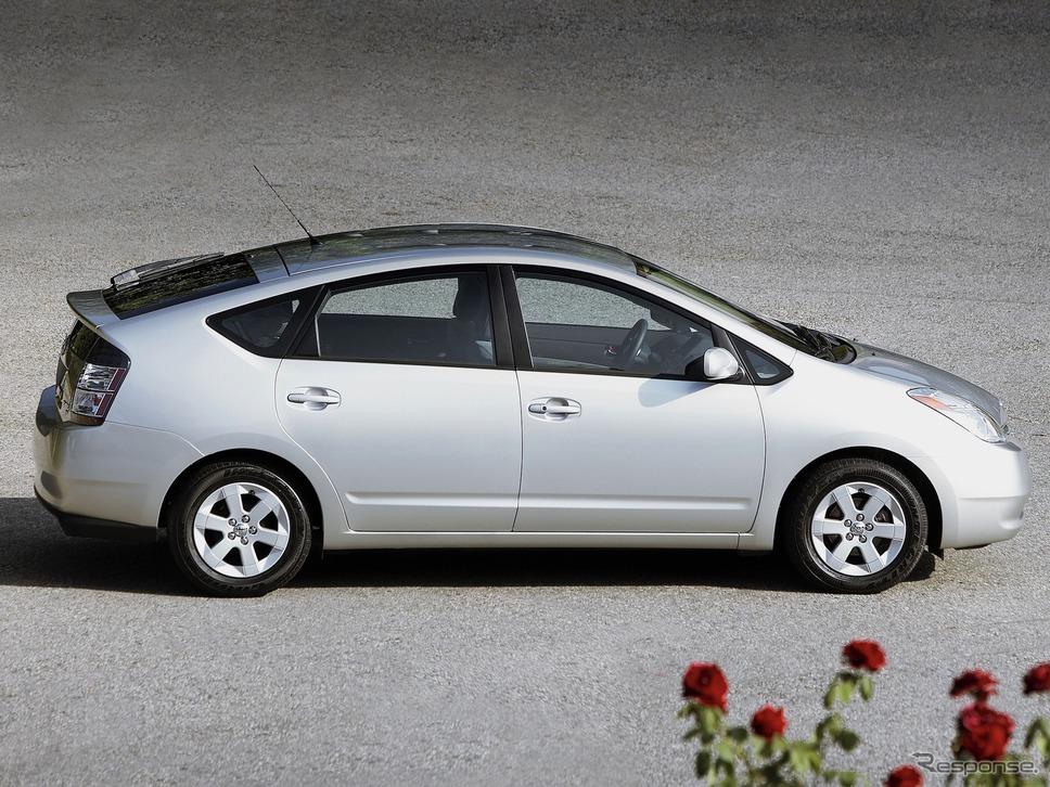 2004年型トヨタ・プリウス《photo by Toyota》