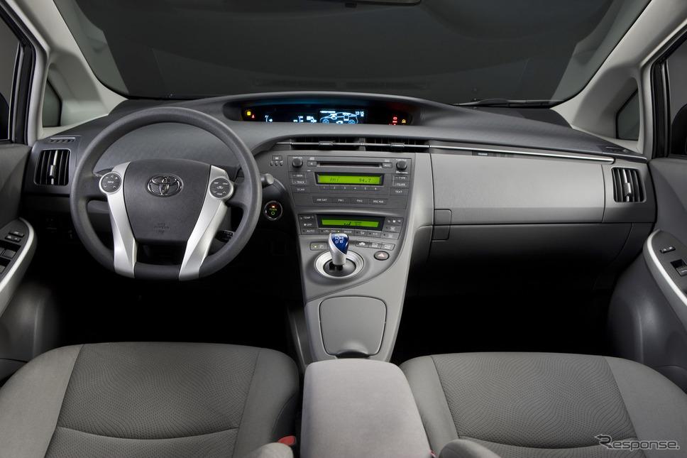 2010年型トヨタ・プリウス《photo by Toyota》