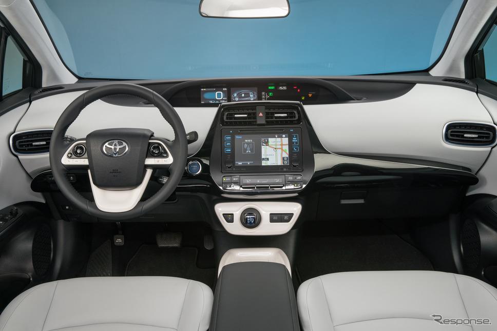 2016年型トヨタ・プリウス《photo by Toyota》
