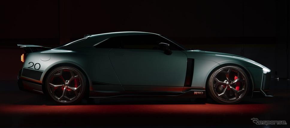 日産 GT-R 50 by Italdesign の市販モデル《photo by Italdesign》