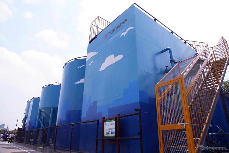 インド工場《写真提供 横浜ゴム》
