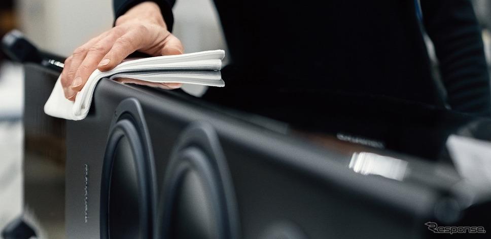 VW ティグアン TSI/TDI R-ライン ディナウディオ プレミアムサウンドシステム《写真提供 フォルクスワーゲングループ ジャパン》
