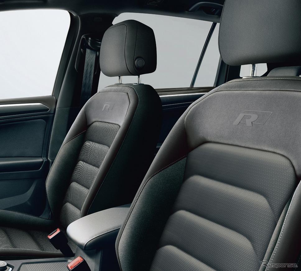 VW ティグアン TSI/TDI R-ライン ブラックスタイル インテリアイメージ《写真提供 フォルクスワーゲングループ ジャパン》