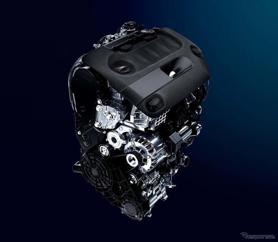 DW10型クリーンディーゼルエンジン