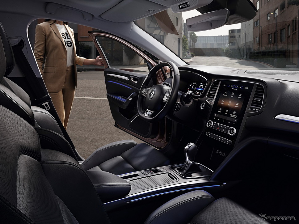 ルノー・メガーヌ 改良新型《photo by Renault》