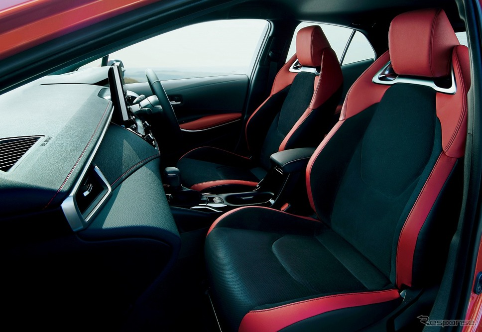 トヨタ・カローラスポーツ・ハイブリッドG Z《画像:トヨタ自動車》