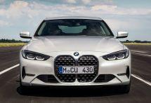 BMW 4シリーズクーペ 新型、縦長グリル採用…欧州発表
