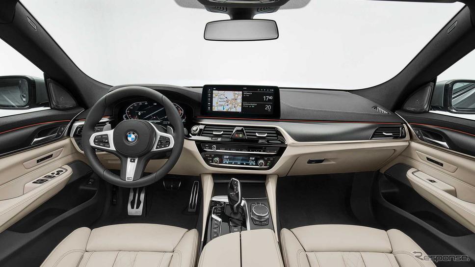 BMW 6シリーズ・グランツーリスモ 改良新型《photo by BMW》