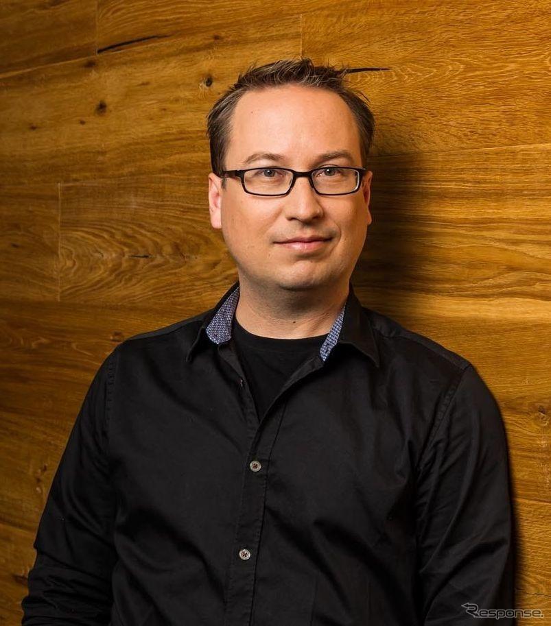 ボルボカーズのユーザーエクスペリエンス(UX)とインタラクションデザインの責任者に就任したトーマス・ストビチェク氏《photo by Volvo Cars》