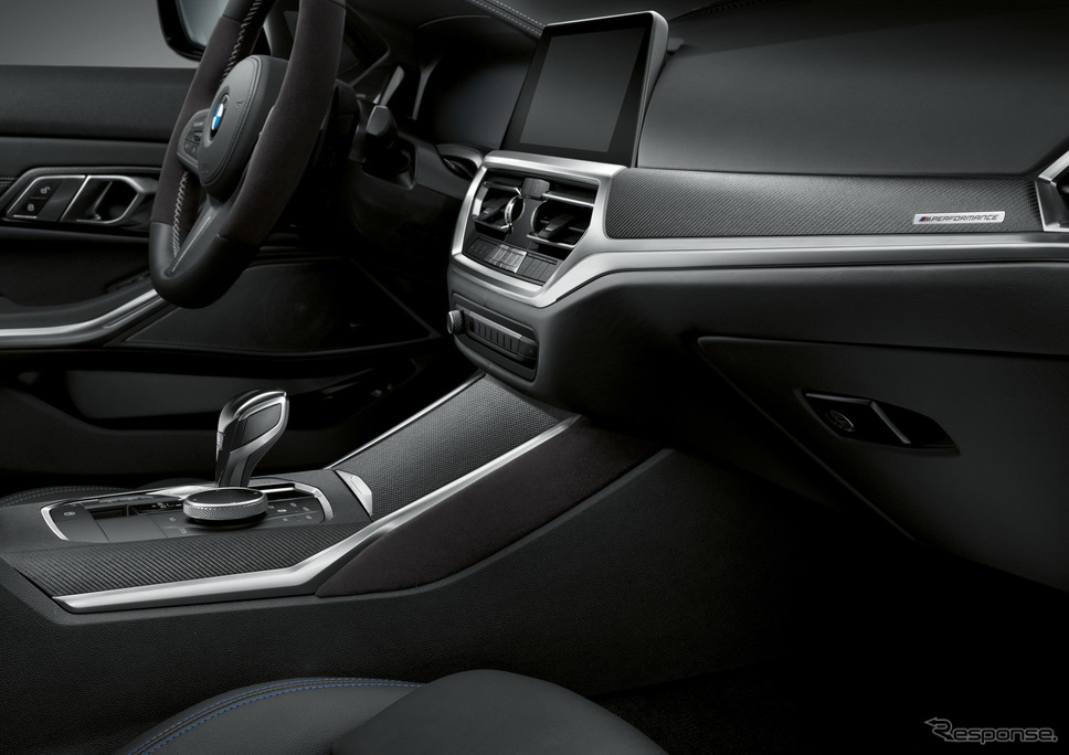 BMW 4シリーズ・クーペ 新型のMパフォーマンスパーツ《photo by BMW》
